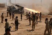 سقوط یک فروند هواپیمای جاسوسی ائتلاف سعودی در یمن