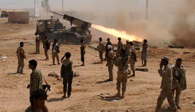 ارتش یمن بالگرد عربستان را ساقط کرد