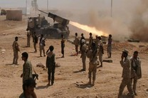 حمله ارتش یمن به مواضع عربستان در نجران