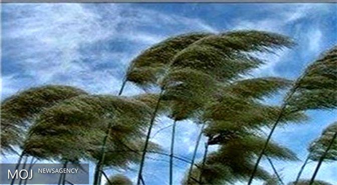 وزش باد شدید در نوار شرقی کشور