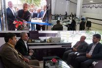 شعبه جدید بانک ایران زمین در شهرستان هرسین افتتاح شد