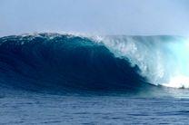 ارتفاع موج در خلیج فارس به بیش از 2 متر می رسد