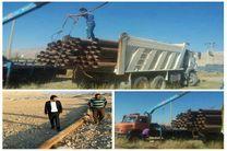ادامه پروژه های آبرسانی به روستاهای باغملک در انتظار تخصیص اعتبار جدید