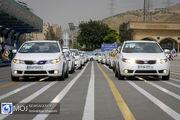 طرح برخورد با خودروهای حادثه ساز در پلیس راه اردکان-نائین اجرا شد