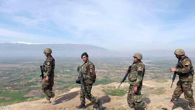 کشته شدن ۴۵ داعشی در عملیات ارتش افغانستان