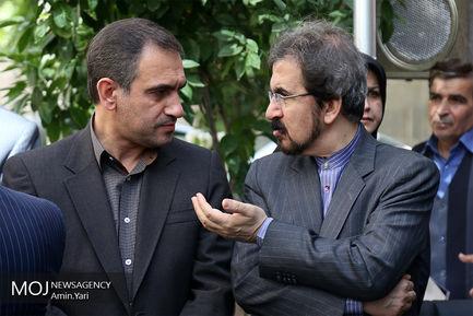 تشییع پیکر مرحوم ناصر یمین مردوخی کردستانی
