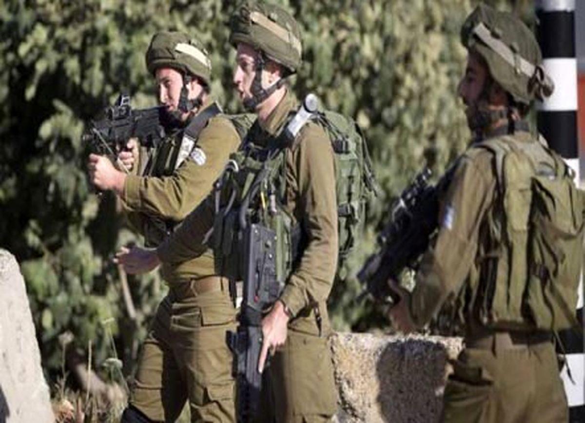 یورش نظامیان رژیم صهیونیستی به قدس اشغالی