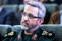 تبریک سردار غیب پرور به امیر حاتمی برای کسب رای اعتماد از مجلس