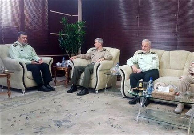 تشکیل کارگروه ویژه در وزارت دفاع برای پشتیبانی از ماموریتهای ناجا