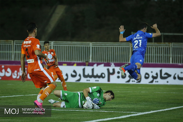 نتایج دیدارهای هفته چهارم لیگ برتر فوتبال ایران