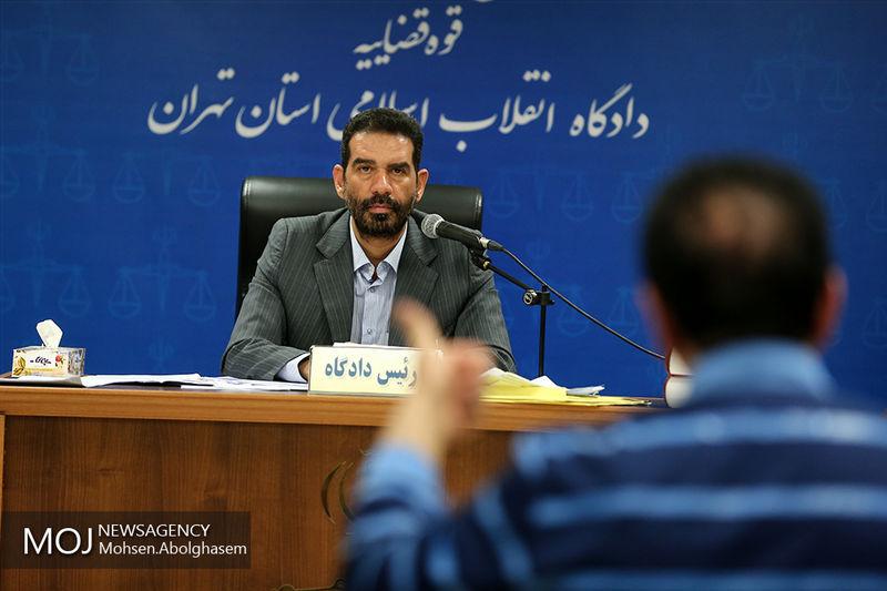 پنجمین جلسه رسیدگی به اتهامات حسین هدایتی برگزار شد