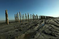ماجرای پایه پلی که قاب شده تا مستندی ساخته شود/یادگاری از اسکله ای متروکه در دریاچه ارومیه