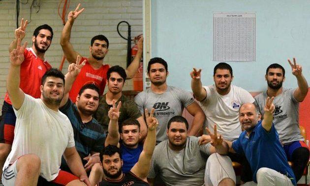 ترکیب تیم ملی وزنهبرداری جوانان در قهرمانی آسیا ۲۰۱۷
