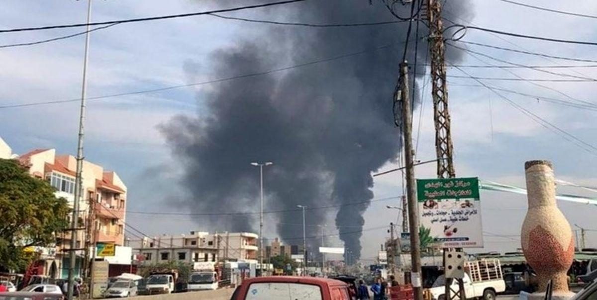 حملات پهپادی متعدد به مراکز قاچاق نفت سوریه در حلب