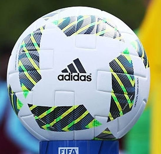 از توپ رقابتهای جام جهانی روسیه رونمایی شد + عکس