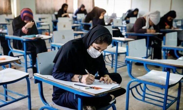ضرورت استفاده از ماسک و دستکش برای امتحانات حضوری دانشجویان