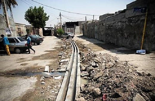 پروژه محلهی چاهستانیها تا پایان ماه مبارک رمضان به بهرهبرداری برسد