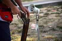 نفرات برتر تیراندازی به اهداف پروازی کشور اعلام شدند