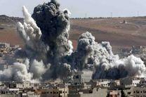 حملۀ دوبارۀ ائتلاف آمریکایی به غیرنظامیان سوری