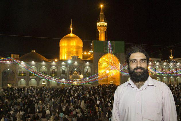 امید شیرازی، تصویربردار جوان درگذشت