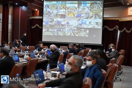 بازدید قالیباف از مرکز ارتباطات مردمی دیوان محاسبات کشور