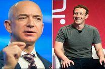 برای اولین بار در تاریخ ۵ شرکت تکنولوژیک در صدر ارزشمندترین شرکت های دنیا قرار گرفتند
