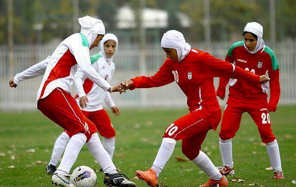 دعوت پنج فوتبالیست دختر کردستانی به اردوی تیم ملی