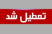 تعطیلی شعب بانک ایران زمین در استان یزد برای قطع زنجیره بیماری کرونا