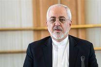رایزنی تلفنی ظریف و 4 وزیر خارجه