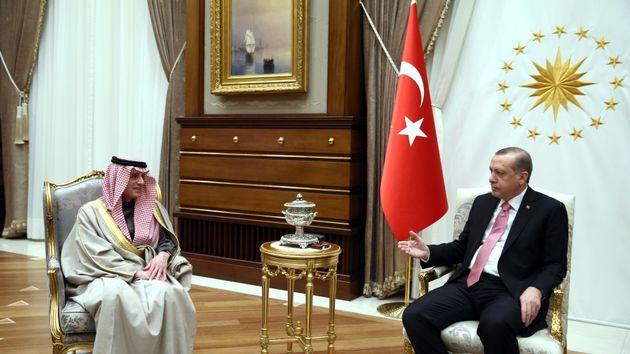 هدف اردوغان ایفای نقش واسطه میان غرب و کشورهای حوزه خلیج فارس است