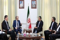 برگزاری کمیته سیاسی مشترک ایران و سوریه در تهران
