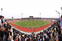 ورزشگاه یادگار امام (ره) قم میزبان بازیهای ذوبآهن شد