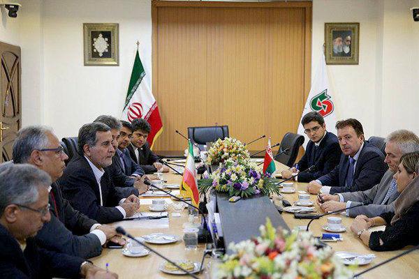 دیدار سفیر جمهوری ترکیه با معاون وزیر راه و شهرسازی