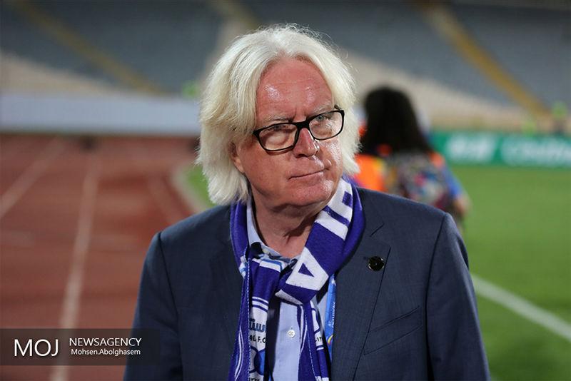 شفر با مدیرعامل باشگاه استقلال برای امضای قرارداد به توافق رسید