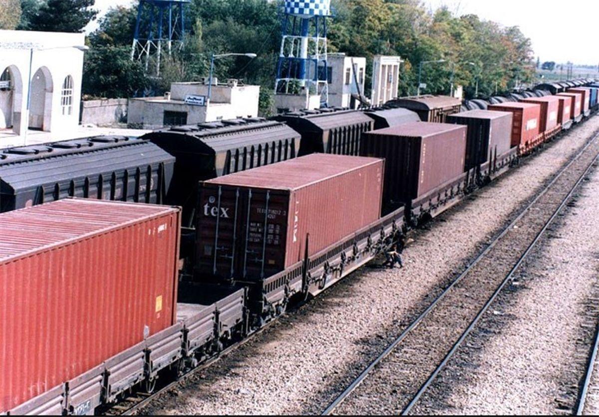 خروج ۳ واگن از یک قطار باری در لرستان