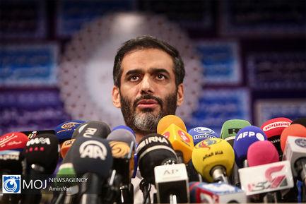 ثبت نام سعید محمد در انتخابات ریاست جمهوری ۱۴۰۰