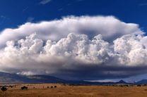 افزایش ابر و بارش پراکنده در ارتفاعات