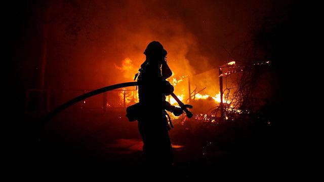 آتش سوزی در اردوگاه مهاجران در بوسنی، 29 مجروح برجا گذاشت