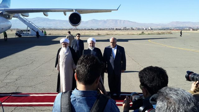 برای رسیدگی به امور مردم زلزله زده در کرمانشاه حاضر شدم