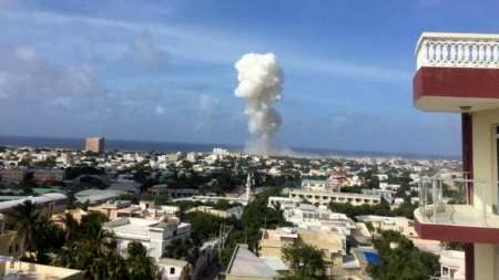 انفجار تروریستی در سومالی هشت قربانی برجا گذاشت