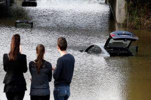 16 کشته و پنج زخمی بر اثر وقوع سیل در جنوب فرانسه