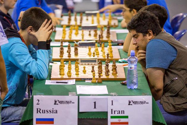مقصودلو قهرمان شطرنج رقابت های مسترز شارجه شد