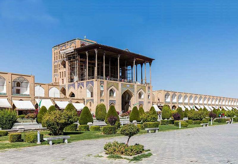 کیفیت هوای اصفهان سالم است / شاخص کیفی هوا 62