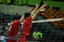 ساعت بازی والیبال ایران و آمریکا مشخص شد