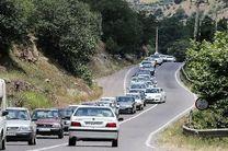 محدودیتهای ترافیکی محورهای ارتباطی البرز اعلام شد