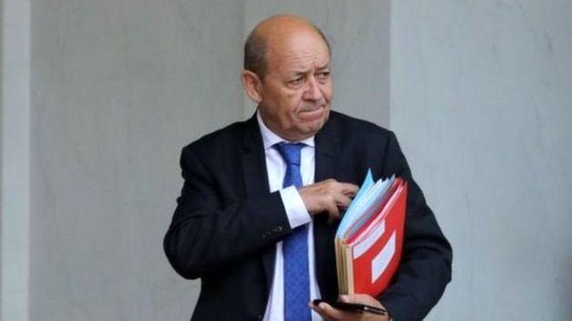 وزیر خارجه فرانسه روز یکشنبه به قاهره می رود