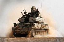 ارتش سوریه شماری از تروریست های داعش را به هلاکت رساند