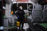 ضد عفونی و شستشوی مترو و اتوبوس تهران