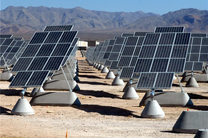 آلمانی ها و اسپانیایی ها در باختر نیروگاه خورشیدی می سازند
