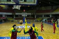 موافقت با اعزام تیم بسکتبال بانوان به بازیهای داخل سالن
